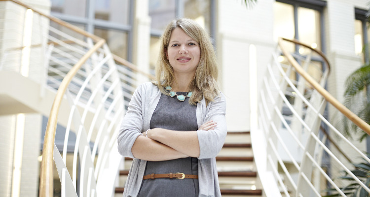 Alysa Reuter, Growth Managerin Rocket Internet Company Builder Startup Start-Up Jobprofil Gründerszene Deutschland Berlin