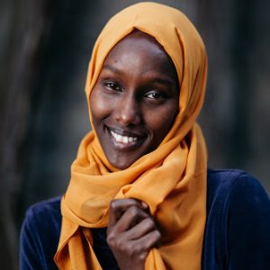 Fatuma Musa, Motivational Speaker aus Kenia