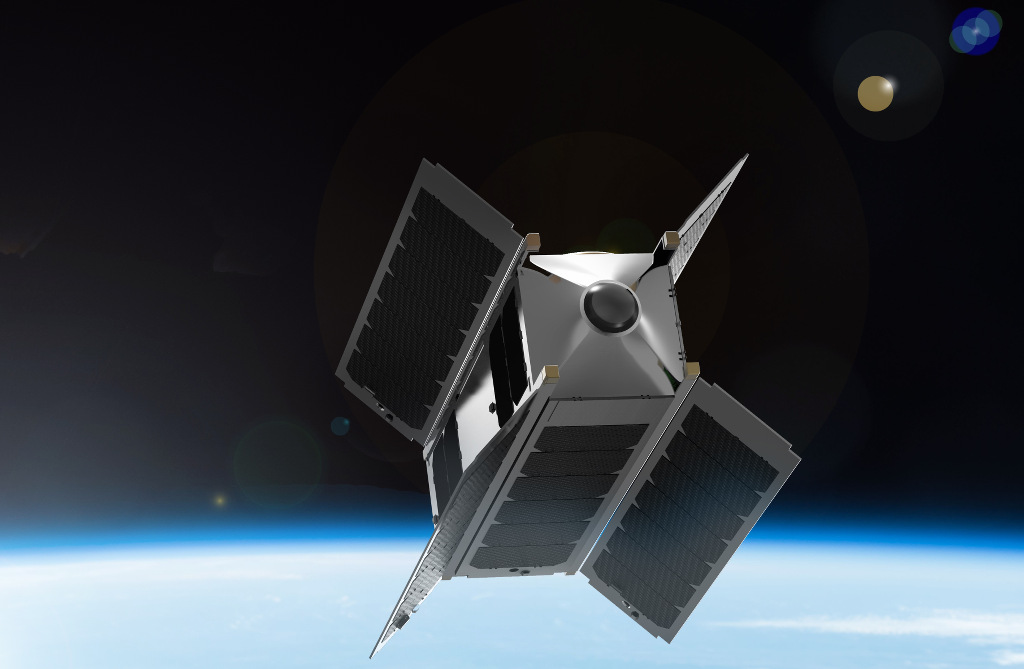 SpaceVR, Satellit