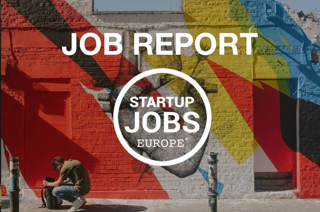 Startup Jobs Europe Bildquelle: Volkan Olmez via Unsplash