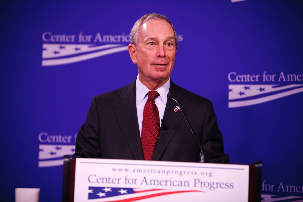 Michael Bloomberg (flickr / Center for American Progress)