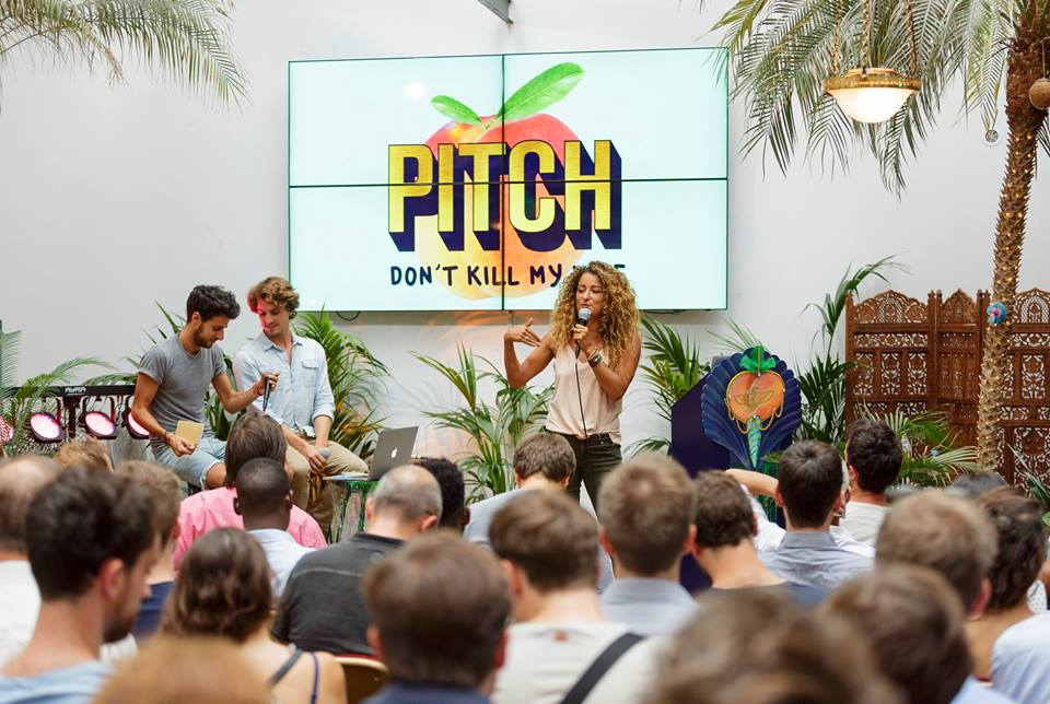 Pitch in Paris: Seit Anfang Oktober gibt es auch The Family Berlin. (Foto: The Family)