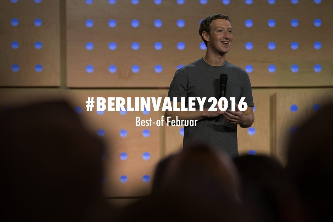 Zuckerberg in Berlin (Foto: NKF Media)