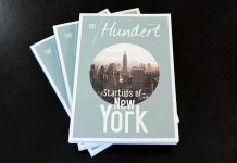 Seit 5. Dezember zum Download: the Hundert Vol. 9 - Startups of New York