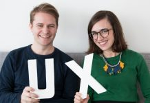Mitgründer von Career Foundry und The UX School: Martin Ramsin and Raffaela Rein (Foto: Careerfoundry)