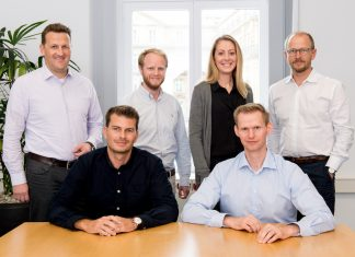 Das Team von Commerz Ventures (Foto: Commerz Ventures)