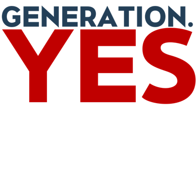 Generation Yes Logo (Bild: Generation Yes)