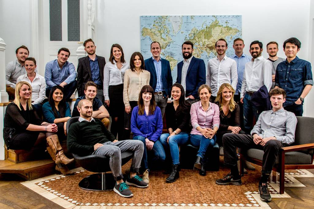 Iconpeak Team2 - Volocopter, Helpling, Casper, Familonet: die Startup-News der Woche