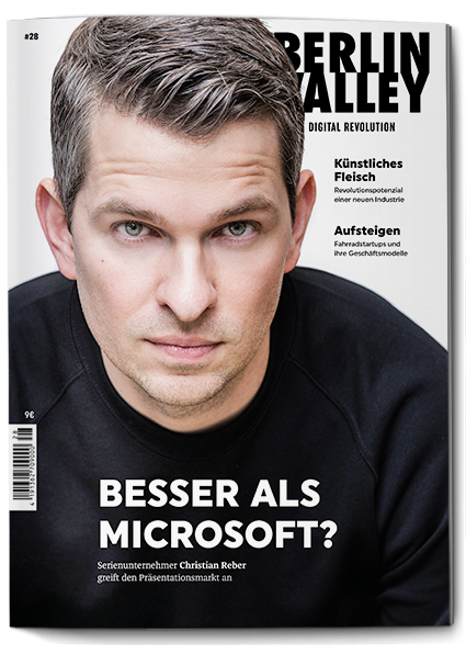 045 002 BV28 Cover 425x595 4 - Termine im Juli: TOA, Fashiontech, Machine Intelligence Summit und mehr