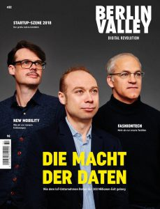 Berlin Valley 32 Cover