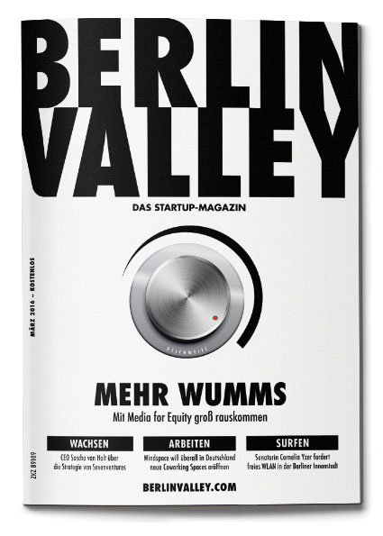 BerlinValleyNews Cover Maerz web - Startup-Magazin zum kostenlosen Download